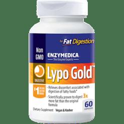 Enzymedica Lypo Gold 60 vegcaps E81306