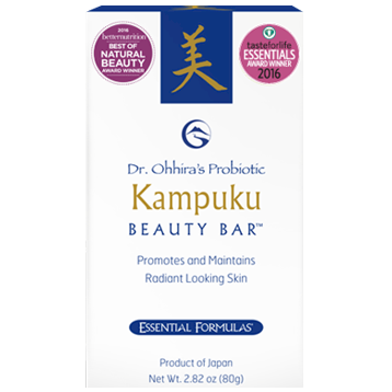Essential Formulas Dr Ohhiras Kampuku Soap Bar 80 grams PRKAM