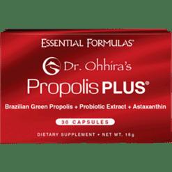 Essential Formulas Dr Ohhiras Propolis PLUS™ 30 capsules EF1138
