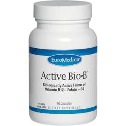 Euromedica Active Bio B 60 caps E80060