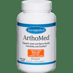 Euromedica ArthoMed 60 vegetarian capsules AMED6
