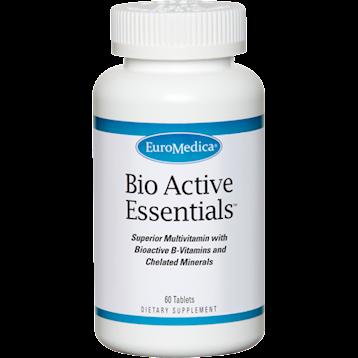 Euromedica Bio Active Essentials 60 tabs E70092