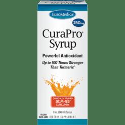 Euromedica CuraPro Syrup 250 mg 8 oz E33623