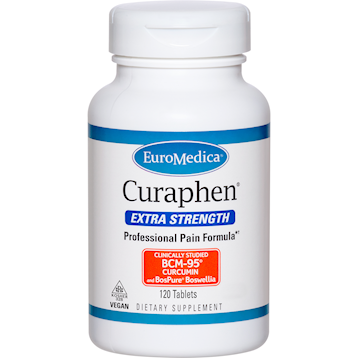 Euromedica Curaphen® Extra Strength 120 tablets E12023
