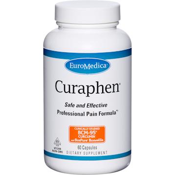 Euromedica Curaphen 60 vegcaps C60260