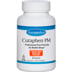 Euromedica Curaphen PM 30 Capsules E03304