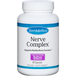 Euromedica Nerve Complex™ 60 vegetarian capsules E84206