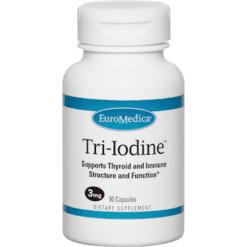 Euromedica Tri Iodine™ 6.25 mg 90caps E61790