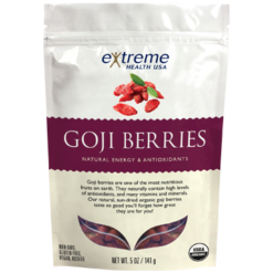 Extended Health Goji Berries 16 oz E32200