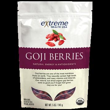 Extended Health Goji Berries 16 oz E32200