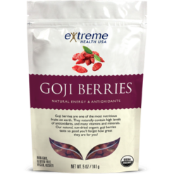 Extended Health Goji Berries 5 oz E34211