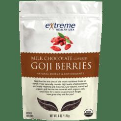 Extended Health Organic Goji Berries Milk Chocolate 6 oz E32705