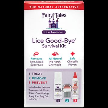 Fairy Tales Lice Good Bye Survival Kit FT1752