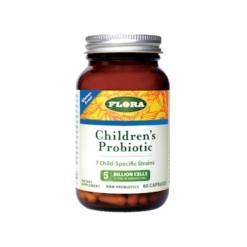 Flora Children039s Blend Probiotic 60 caps F19643