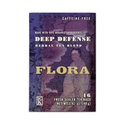 Flora Flora Deep Defense Tea 16 teabags F36916