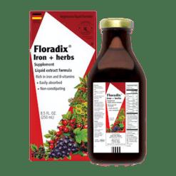 Flora Floradix Iron amp Herbs 8.5 oz F47624
