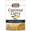 Foods Alive Coconut Curry Crackers 3 oz FAL065