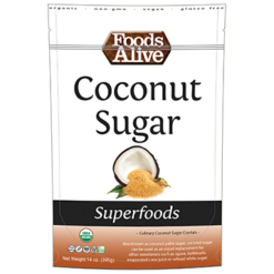 Foods Alive Coconut Sugar 14 oz FAL652