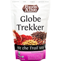 Foods Alive Globe Trekker Trail Mix 8 oz F00911