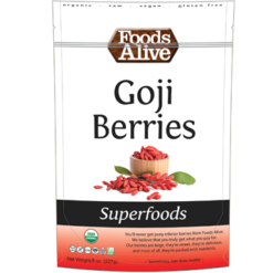 Foods Alive Goji Berries 8 oz FAL287