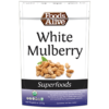 Foods Alive White Mulberries 8 oz FAL270