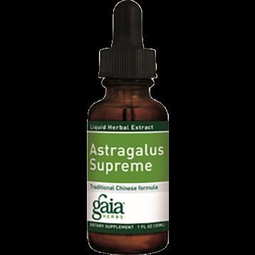 Gaia Herbs Astragalus Supreme 4 oz AST12