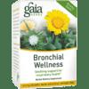 Gaia Herbs Bronchial Wellness Herbal Tea 16 bags G17020