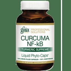 Gaia Herbs Curcuma NF kB Turmeric Supreme 120 caps G49860