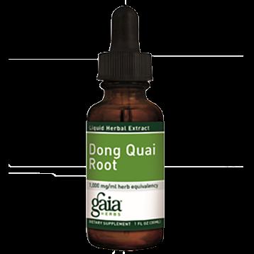 Gaia Herbs Dong Quai Root 1 oz DONG3