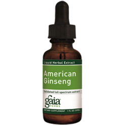 Gaia Herbs Ginseng Root American 1 oz GINS3