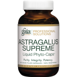 Gaia Herbs Professional Solutions Astragalus Supreme 60 lvcaps AST43