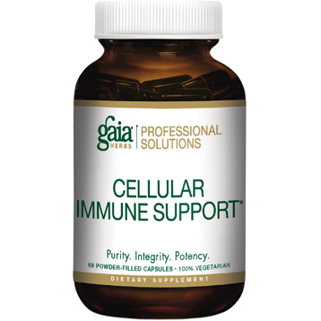 Gaia Herbs Professional Solutions Cellular Immune Support 60 caps G50217