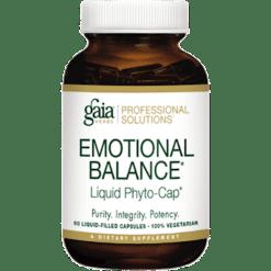 Gaia Herbs Professional Solutions Emotional Balance 60 liquid vegcaps G50484