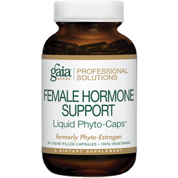 Gaia Herbs Professional Solutions Female Hormone Support 60 lvcaps PHY53