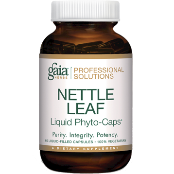 Gaia Herbs Professional Solutions Nettle Leaf 60 lvcaps NET18