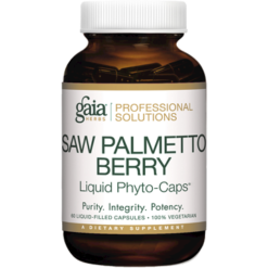 Gaia Herbs Professional Solutions Saw Palmetto Berry 60 lvcaps G95748