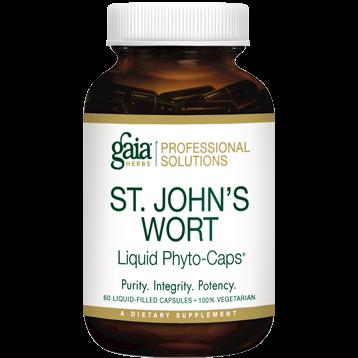 Gaia Herbs Professional Solutions St. Johns Wort Pro 60 lvcaps STJ29