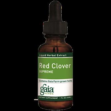 Gaia Herbs Red Clover Supreme 4 oz REDC4