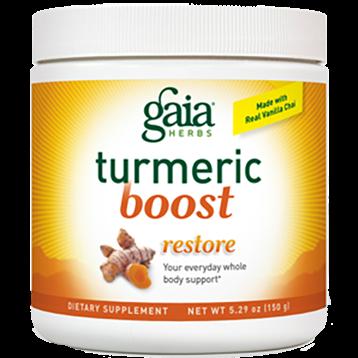 Gaia Herbs Turmeric Boost Restore 5.29 oz G46715