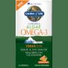 Garden of Life Algae Omega 3 Vegan DHA 60 softgels G10907