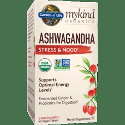 Garden of Life Ashwaganda Stress amp Mood Organic 60 tabs G21873