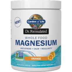 Garden of Life Dr. Formulated Magnesium Orange 14.8oz G22771