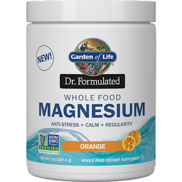 Garden of Life Dr. Formulated Magnesium Orange 7oz G22788