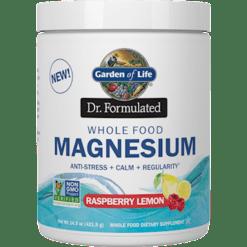 Garden of Life Dr. Formulated Magnesium Rasp Lem 14.9oz G22801