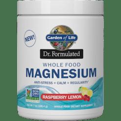 Garden of Life Dr. Formulated Magnesium Rasp Lem 7oz G22795
