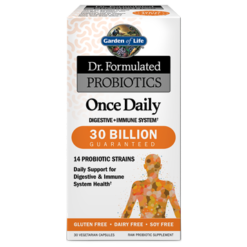 Garden of Life Dr. Formulated Once Daily 30 vegcaps G18279