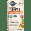 Garden of Life Extra Strength Turmeric Organic 60 vtabs G21903