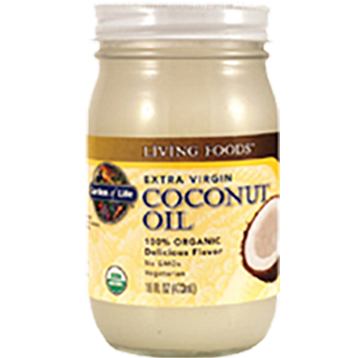 Garden of Life Extra Virgin Coconut Oil 16oz G11416