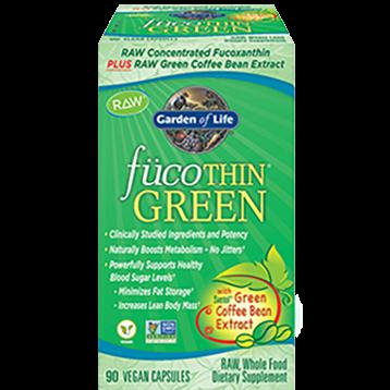 Garden of Life FucoThin® Green 90 vcaps G16688