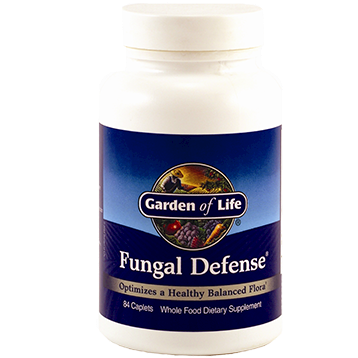 Garden of Life Fungal Defense® 84 caps G11393